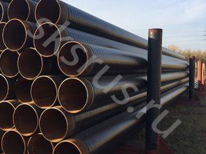 Подготовка к отправке труб в ВУС изоляции 426 ГОСТ 9.602